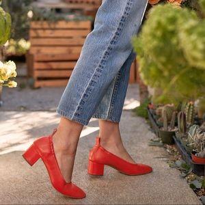 Everlane everyday heel shoes